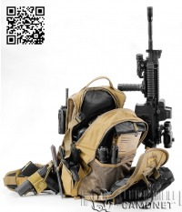 Geigerrig Rig 1600 Tactical Coyote